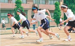 6月体育大会