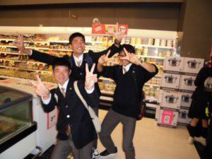 0722最初ミッションは買い物