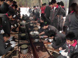 飯盒炊爨1