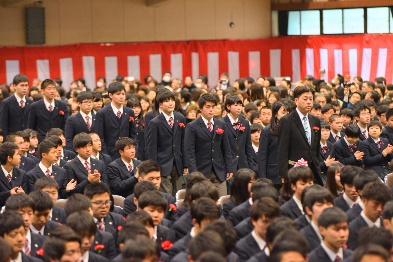 式 高校 いつ 卒業